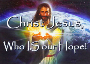 christ jesus our hope